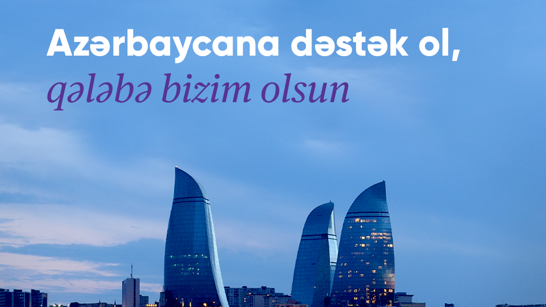 Azərbaycanı qalib et