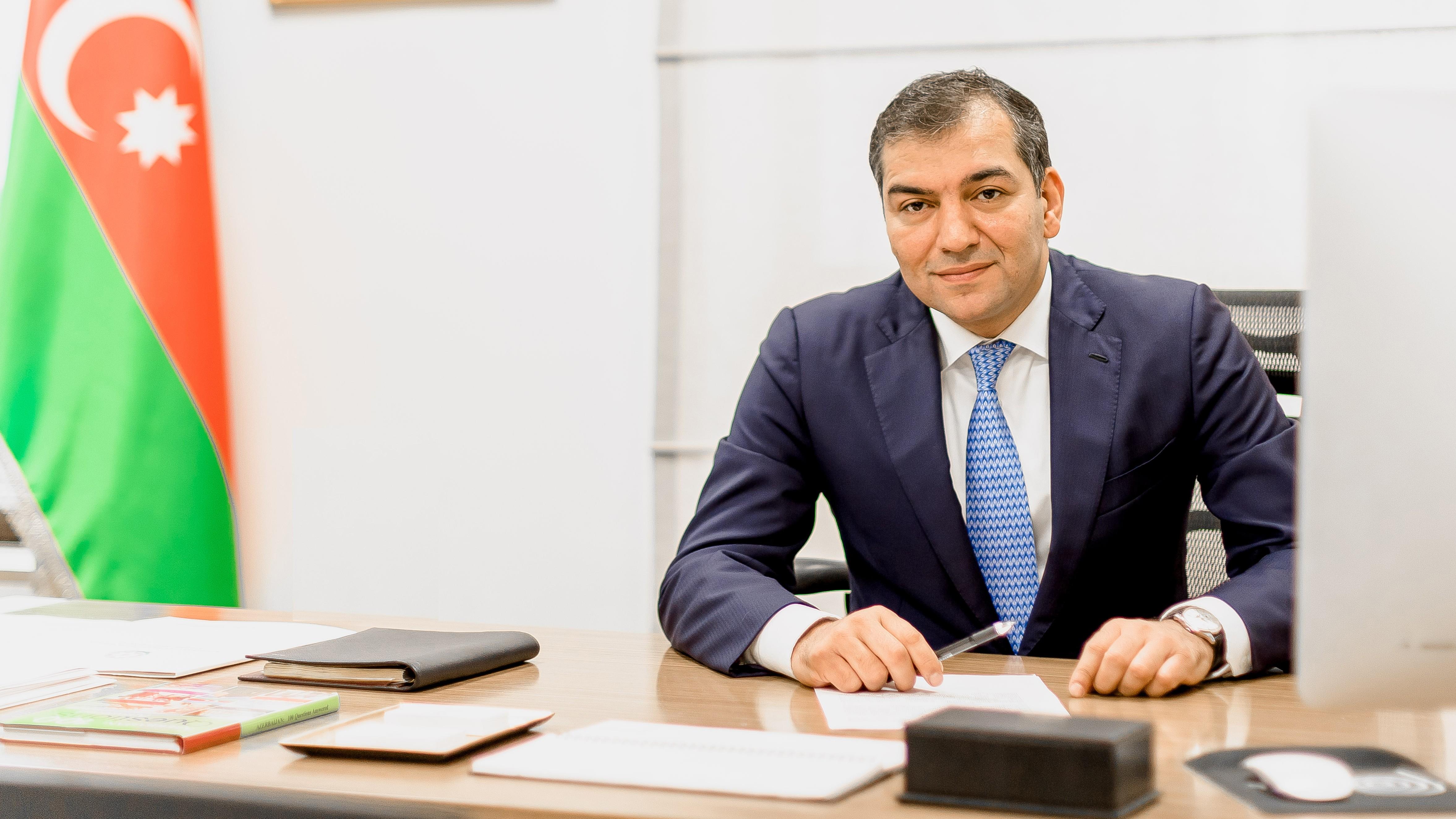 Dövlət Turizm Agentliyinin sədri Fuad Nağıyevin turizm ictimaiyyətinə müraciəti