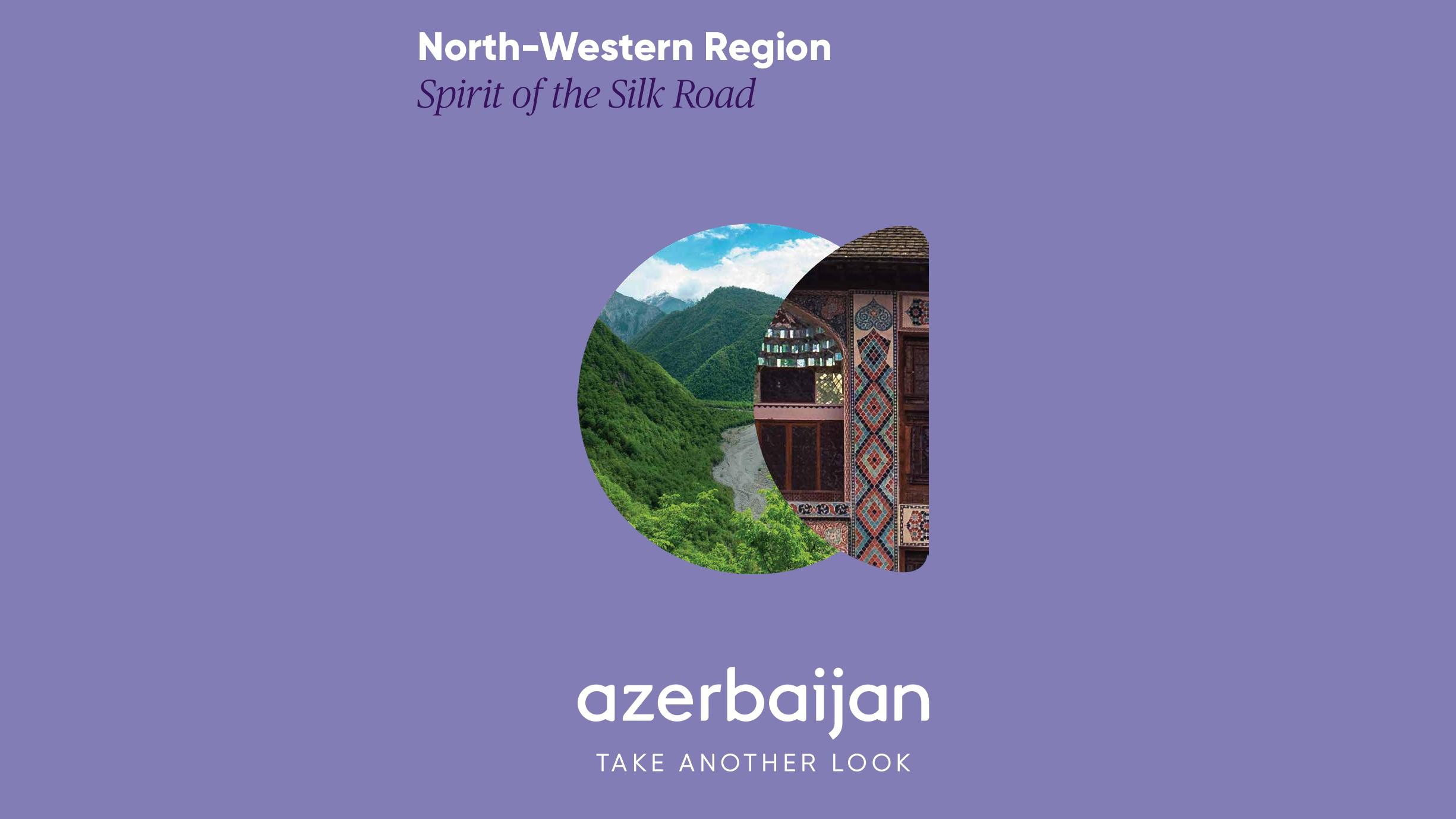 Şimal-qərb turizm dəhlizi üzrə regional broşür hazırlanıb
