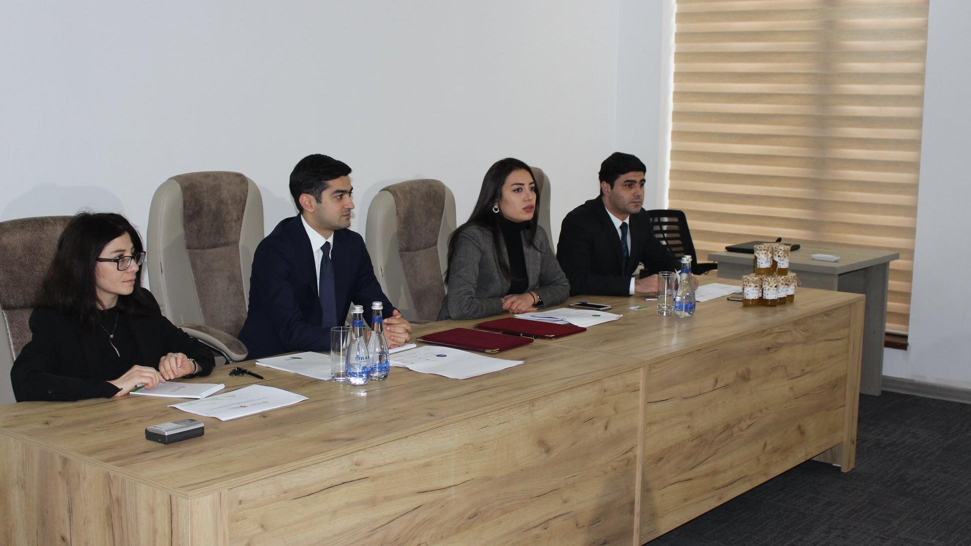 Bakı Turizm İnformasiya Mərkəzi və Dövlət Aqrar Ticarət Şirkəti arasında Əməkdaşlıq Memorandumu imzalanıb