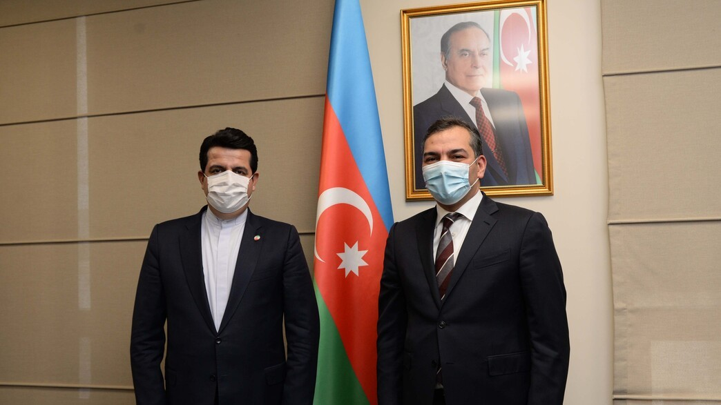 Azərbaycanla İran arasında turizm əlaqələrinin postpandemiya dövründə inkişaf perspektivləri müzakirə edilib