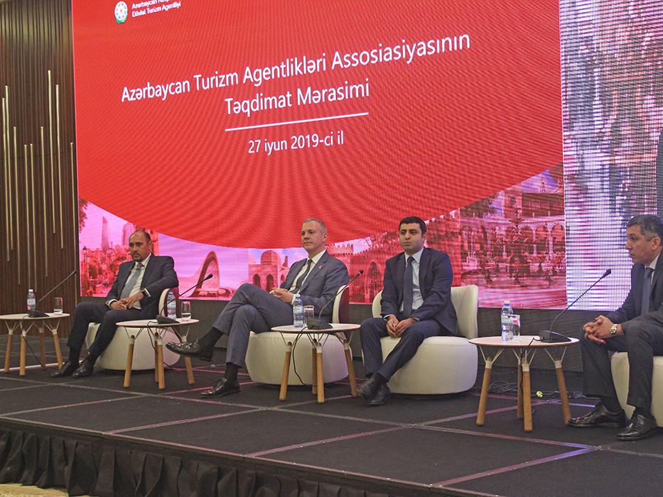 Azərbaycan Turizm Agentlikləri Assosiasiyasının ilk assambleyası keçirilib