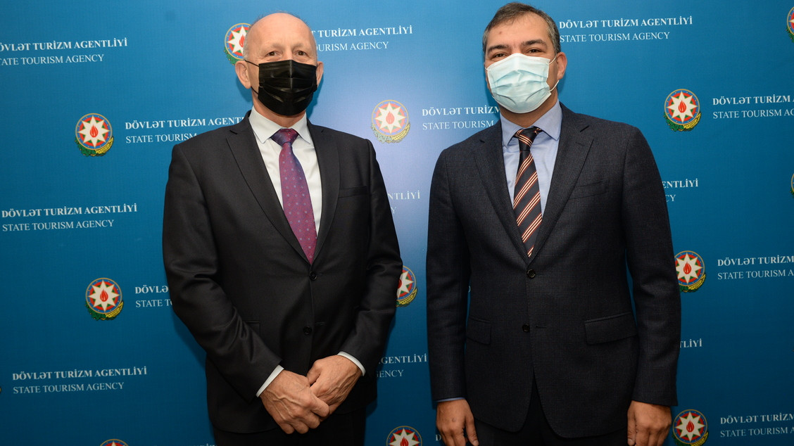 Azərbaycan və Serbiya arasında turizm əlaqələri müzakirə olunub