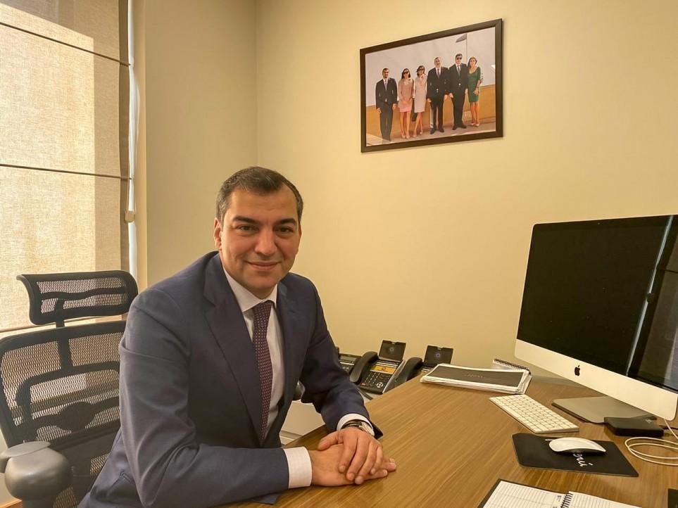 DTA sədri Fuad Nağıyevin turizm sənayesinin nümayəndələrinə müraciəti